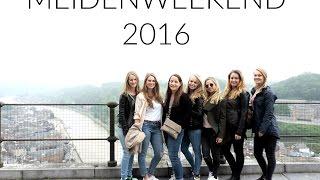 Girls weekend 2016 - Klein maar Fijn