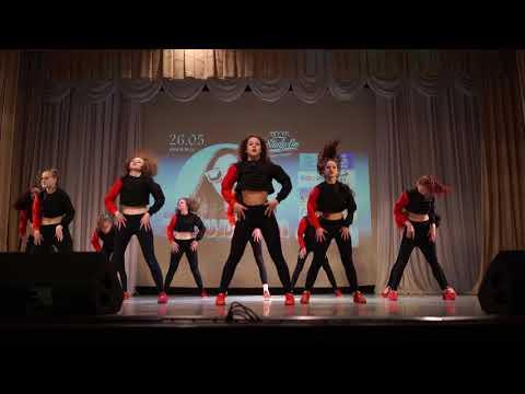 Отчетный концерт школы танцев E-Study-on, Челябинск, 2018 (Study-on)