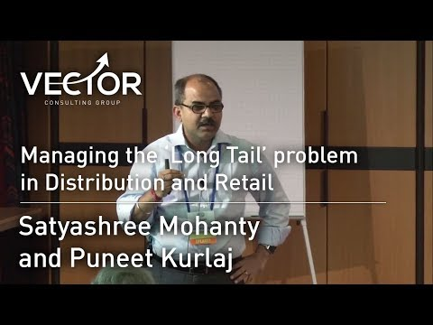 """Managing the """"Long Tail"""" problem in Distribution and Retail"""