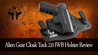 Video Holster Review: Alien Gear Cloak Tuck 2.0 | Concealed Nation download MP3, 3GP, MP4, WEBM, AVI, FLV Juli 2018