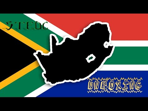 STEDC Unboxing - South African Beauties