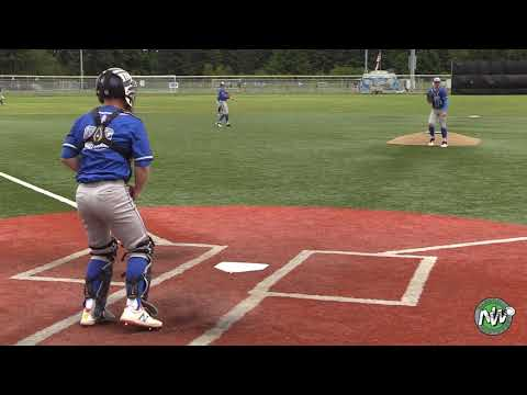 Brody Mills - PEC - LHP - West Valley HS (WA) - May 18, 2019