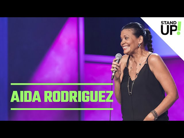 Aida Rodriguez is Hungry   Stand-Up   LOL Network