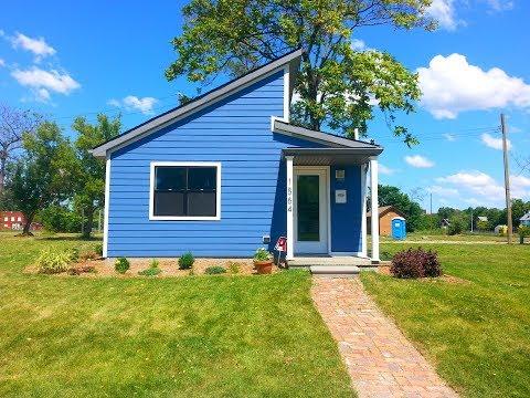 Tiny Homes Detroit - Cass Community Social Services