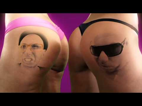 Sensato ft Pitbull   Booty Booty Rattle Version ExtendedDJDXDirty