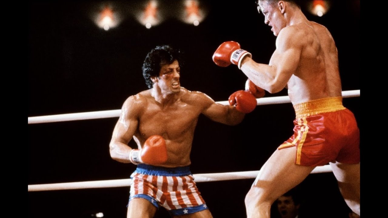 Fight Night Round 4: Rocky Balboa vs Ivan Drago (Rocky IV ...