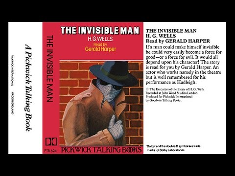 The Invisible Man read by Gerald Harper