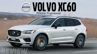 Here's Why the Volvo XC60 T8 Polestar Engineered is Way Too Expensive
