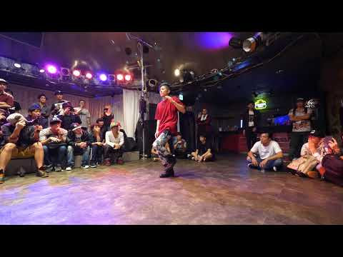 PNUT vs RYOGA クリエイティブタット対決 Creative TUT EXHIBITION BATTLE ARMS vol2 all respectable minority styles