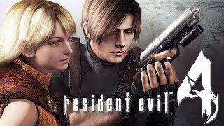 Resident Evil 4 - Até Zerar ?