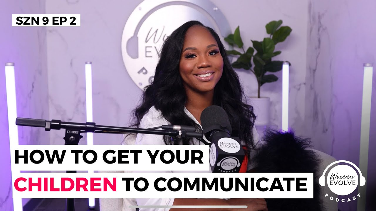 Download How to Get Your Children to Communicate X Sarah Jakes Roberts & Christian Aviles