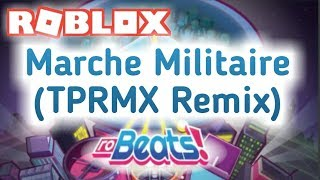 [ROBEATS!] Marche Militaire (Normal) ~ A+ Rank! ~ | Roblox