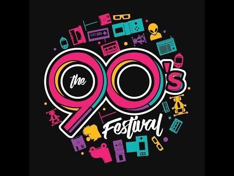 MENAWAN ANDRE STINKY SUMPAH MATI THE 90'S FESTIVAL 25 NOV 2017 JIEXPO KEMAYORAN