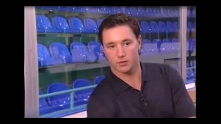 Документальный фильм про Илью Ковальчука времен НХЛ!