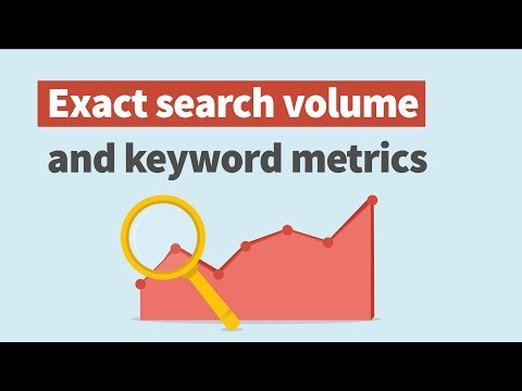 Get up to 700 keyword suggestions with metrics in KWFinder