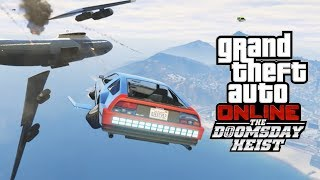 HACK TO THE FUTURE - GTA 5 Doomsday Heist Gameplay Part 3