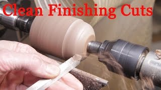 Clean Finishing Cuts Every Time
