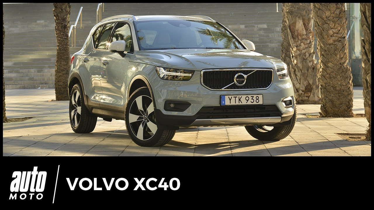 2018 volvo xc40 essai bouillant nordique avis prix concurrentes youtube. Black Bedroom Furniture Sets. Home Design Ideas