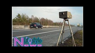 Super speed cameras hit the UK – and they could penalise drivers who EAT behind the wheel