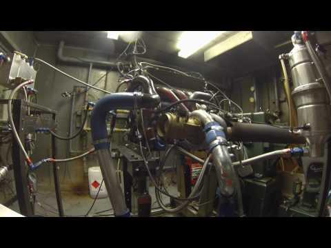 Formula 1 Megatron Engine Dyno Tuning 1000+hp Xtec Engineering EPS