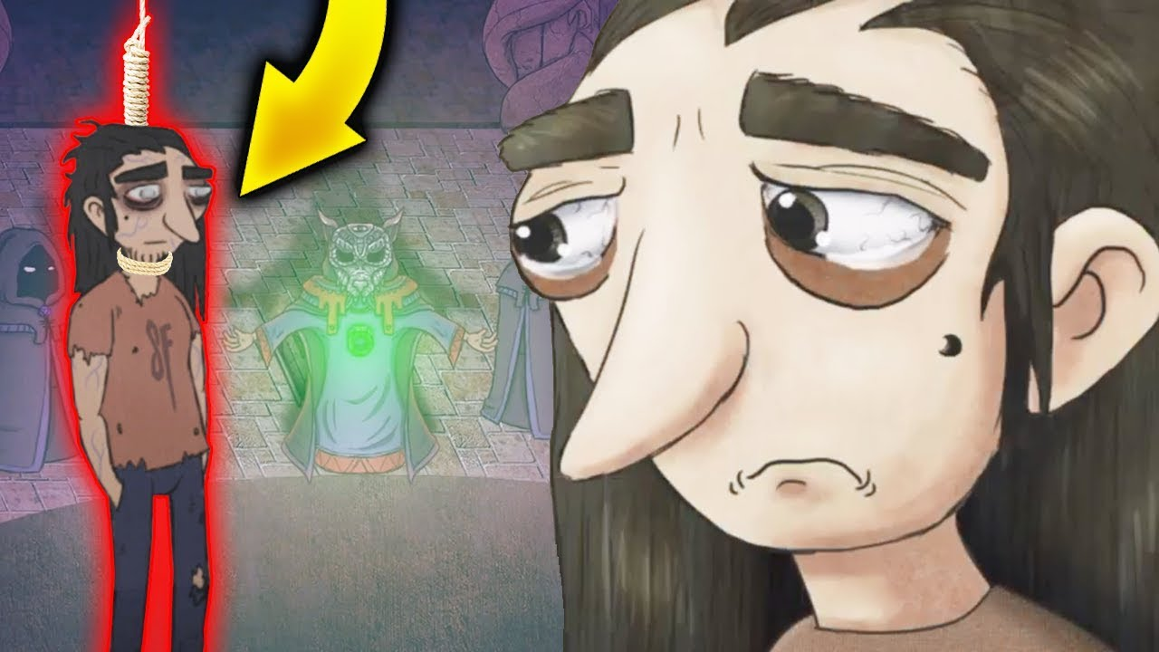 СМЕРТЬ ЛАРРИ в Sally Face эпизод 4 Салли Фейс полное прохождение мертвый Ларри