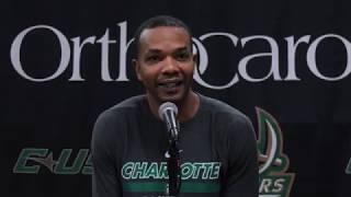 Charlotte 49ers Men's Basketball vs. FAU Preview