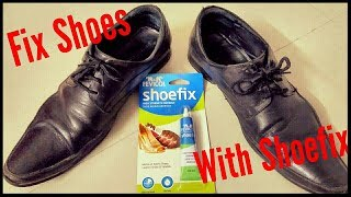 Fix your old Shoes with Fevicol Shoefix || Repair old torn Shoes at home|| Fix Shoe Trick