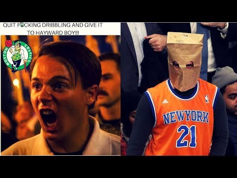 WHO ARE THE MOST ANNOYING FANBASES IN THE NBA?!