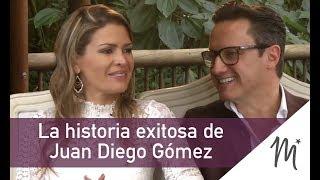 Juan Diego Gómez y su historia de éxito, Conversaciones con Merce Villegas