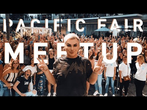 CRAZY GOLD COAST MEET & GREET! | Michael Finch