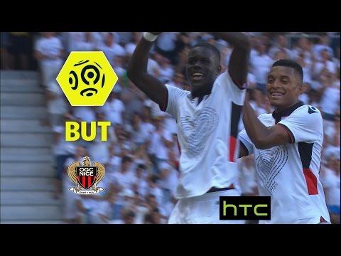 But Malang SARR (60') / OGC Nice - Stade Rennais FC (1-0) -  / 2016-17