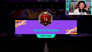 RECOMPENSAS TOP 14 DE FUT CHAMPIONS!!