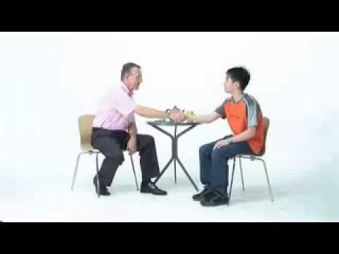 Babysitting Job Interview training - English learning program