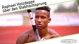 Raphael Holzdeppe über den Stabhochsprung