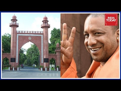 Students & Teachers From Aligarh Muslim University React To Yogi's Appointment As UP CM