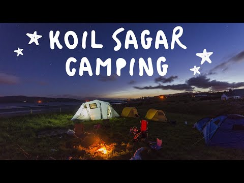 Koilsagar Camping and Rappelling | Weekend Treks near Hyderabad | GoAdventure