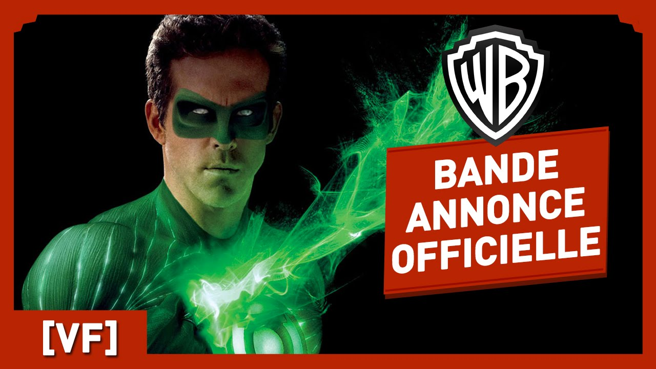 green lantern bande annonce 2 officielle vf lively sarsgaard