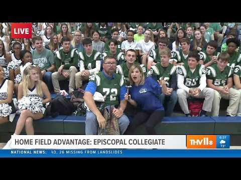 Home Field Advantage at Episcopal Collegiate School