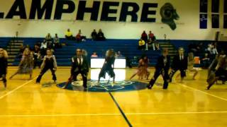 Lamphere thriller dance