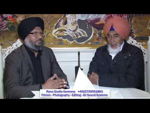 Interview S. Sucha Singh Chotepur & Gurmeet Singh Khanian (aam aadmi party  Germany) By R.S.G