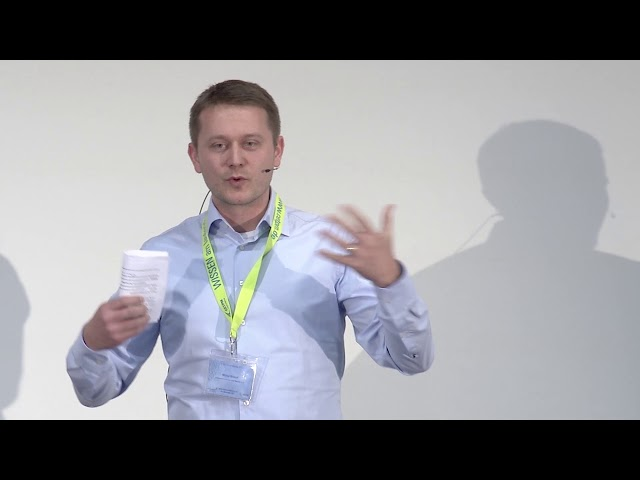 Michal Mildorf - Towards KATA sustainability in a production plant