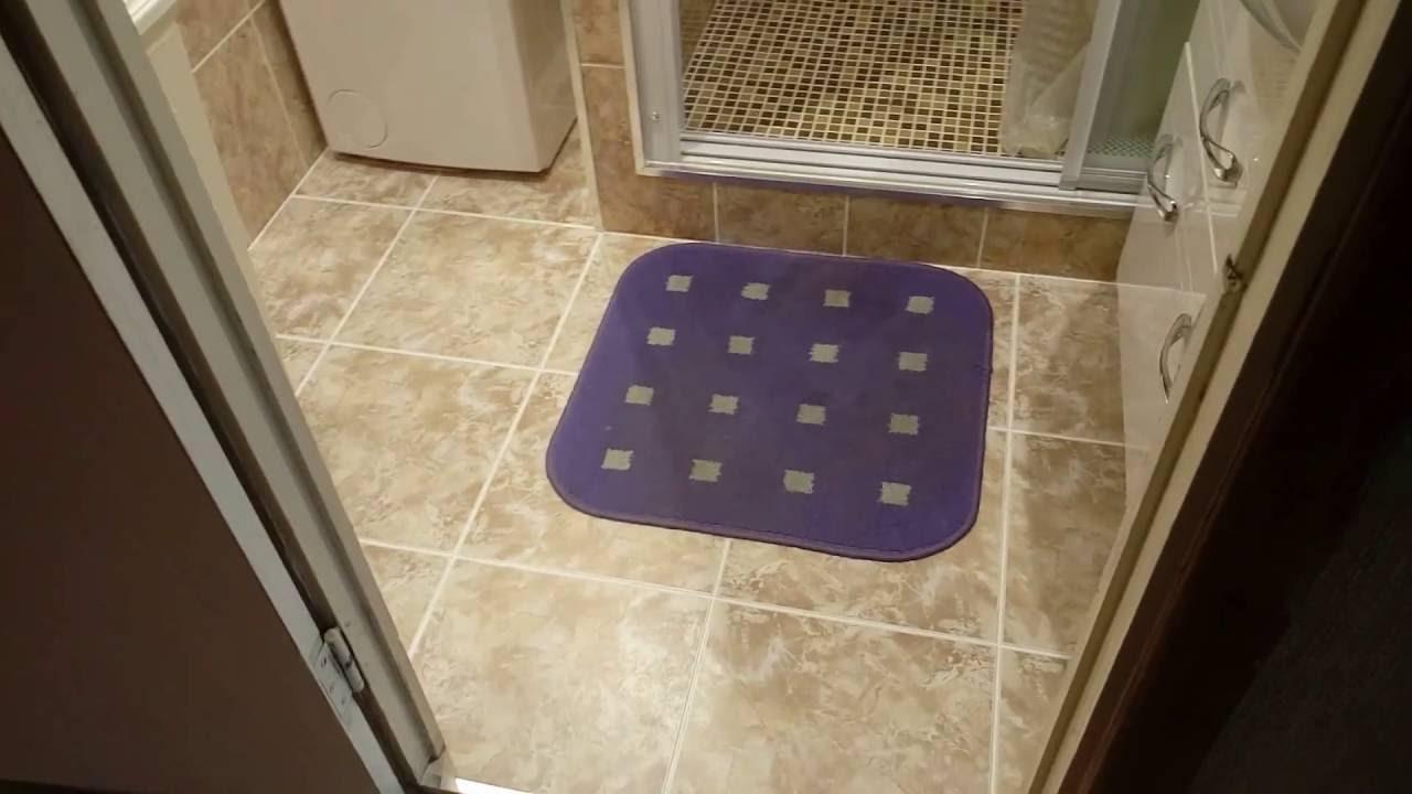 Душевая кабина в ванной комнате . Идея дизайна ванной ...