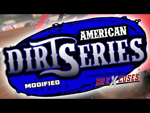 ADS: Modified Series | UMP Modified | Volusia Speedway Park