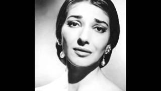 Maria Callas - Ave Maria (Verdi - Otello)