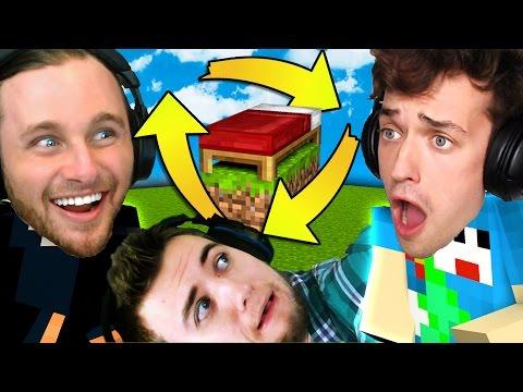 """THE SWITCH"" CHALLENGE | Minecraft Bed Wars 3v3"