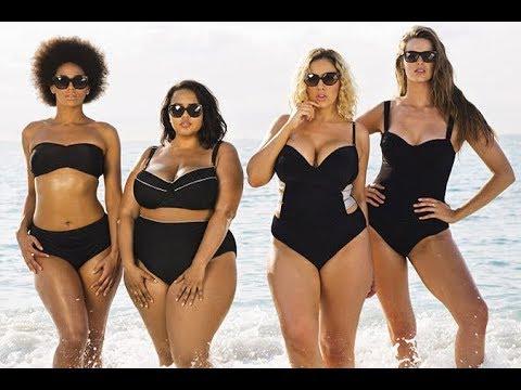 25 Супер модных купальников больших размеров!!!