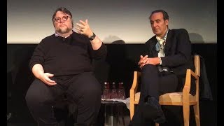 The Shape Of Water: Q&A With Guillermo Del Toro & Alexandre Desplat