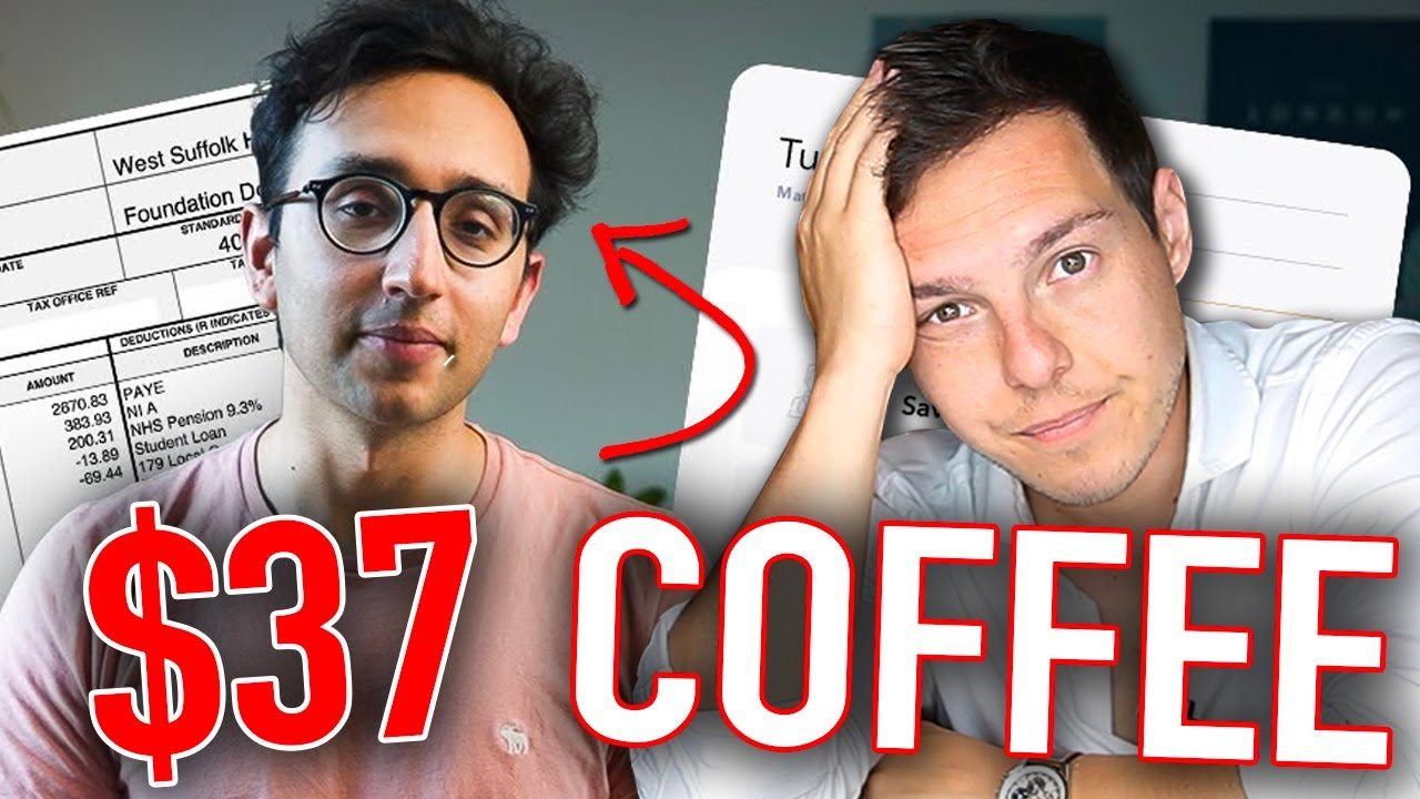 Millionaire Reacts: How Much Money I Spend in a Week as a 25 Year Old Doctor | Ali Abdaal
