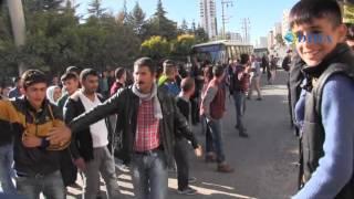 Silvan: Couvre-feu levé, le régime AKP chassé de la ville