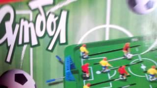 Настольная игра футбол !арт.0208(, 2016-01-01T10:00:41.000Z)